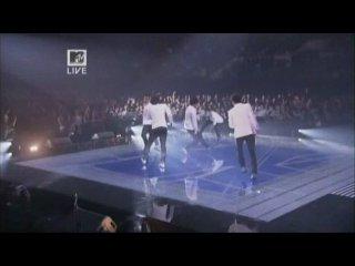 Big Bang - 20100530 - Hands Up on VMAJ